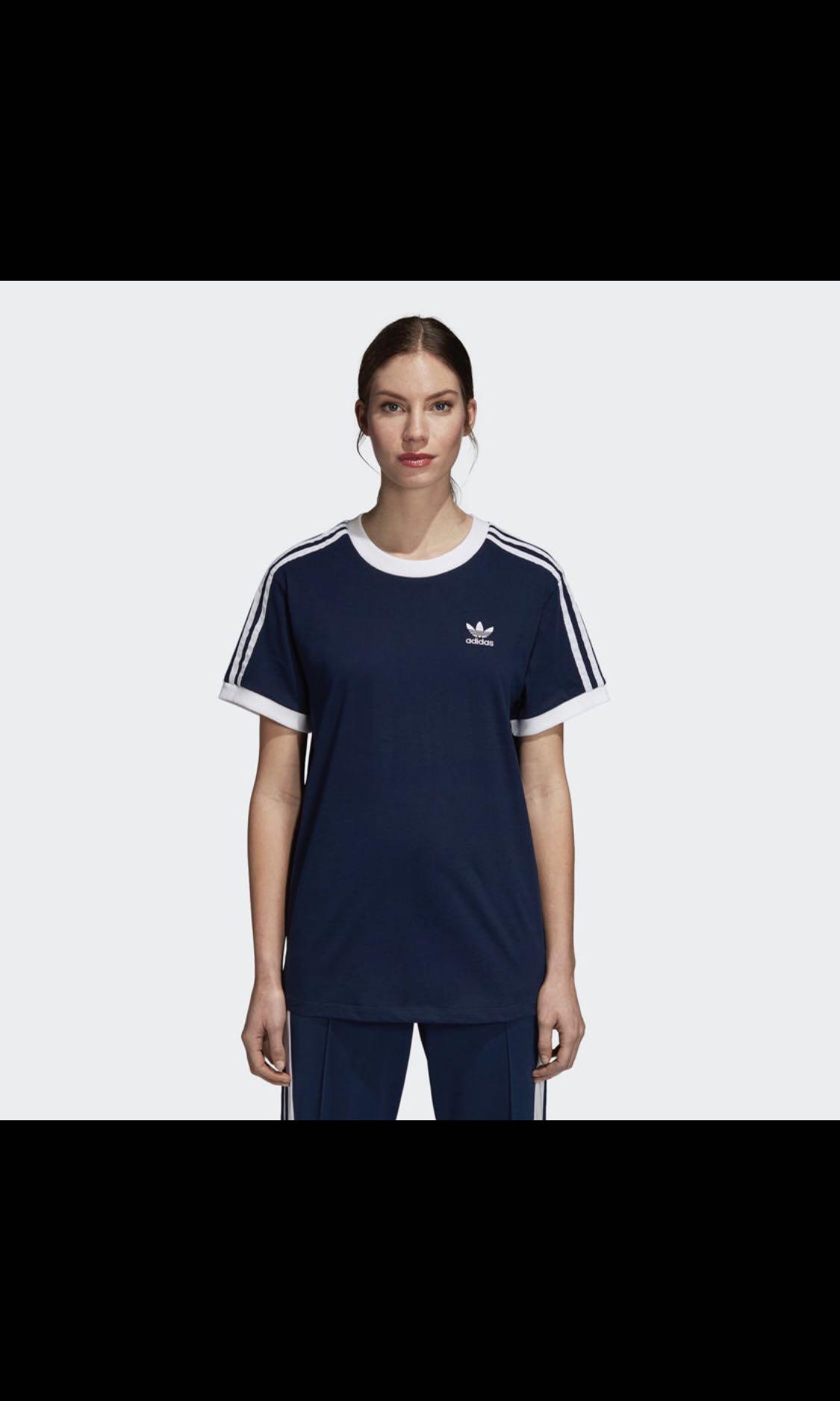 b2941767b3ba Adidas 3-Stripes Tee