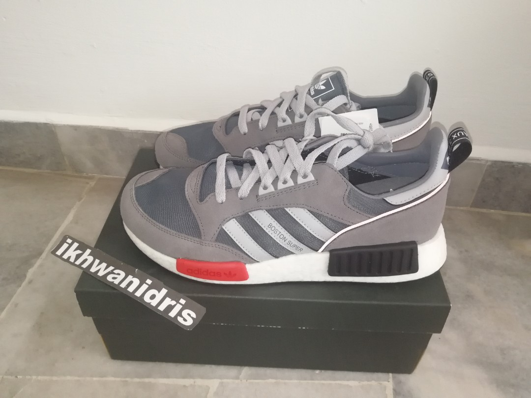 huge discount 0ff0b f09be Adidas Boston Super x NMD R1 never made pack