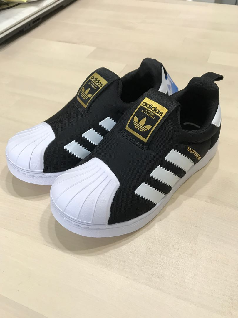 buy popular d550c 13e35 Adidas Superstar 幼童鞋 (尺碼28號)