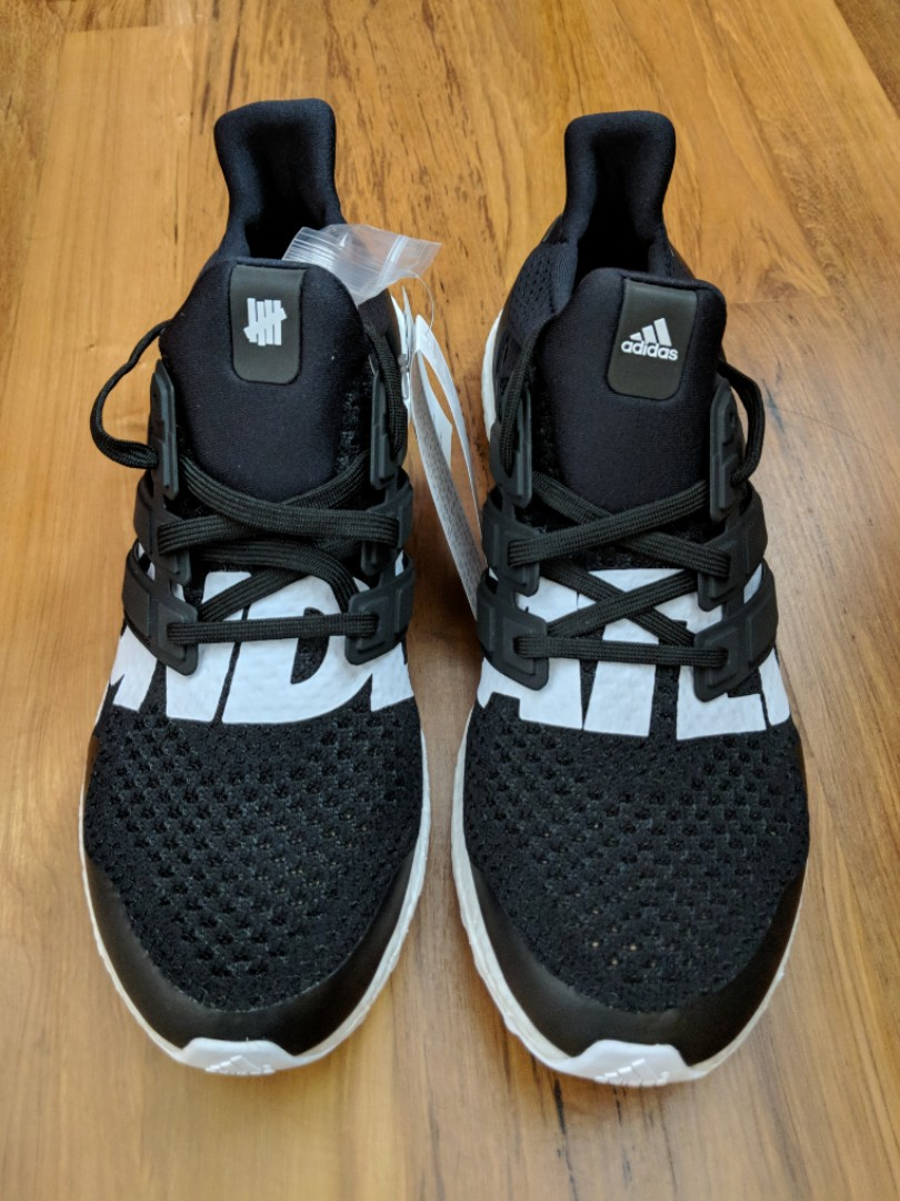 new product a3b64 2ee89 Adidas x Undftd Ultraboost, Mens Fashion, Footwear, Sneakers on Carousell
