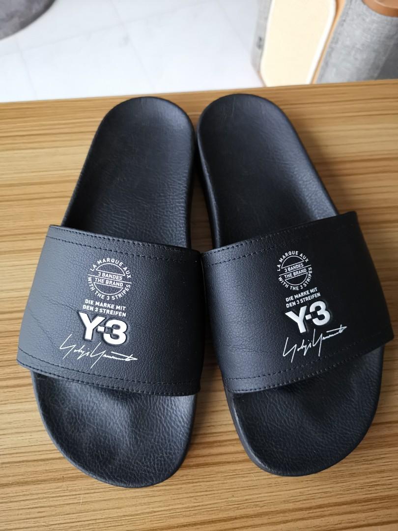 55a403f9b Adidas Y-3 YOHJI YAMAMOTO Adilette
