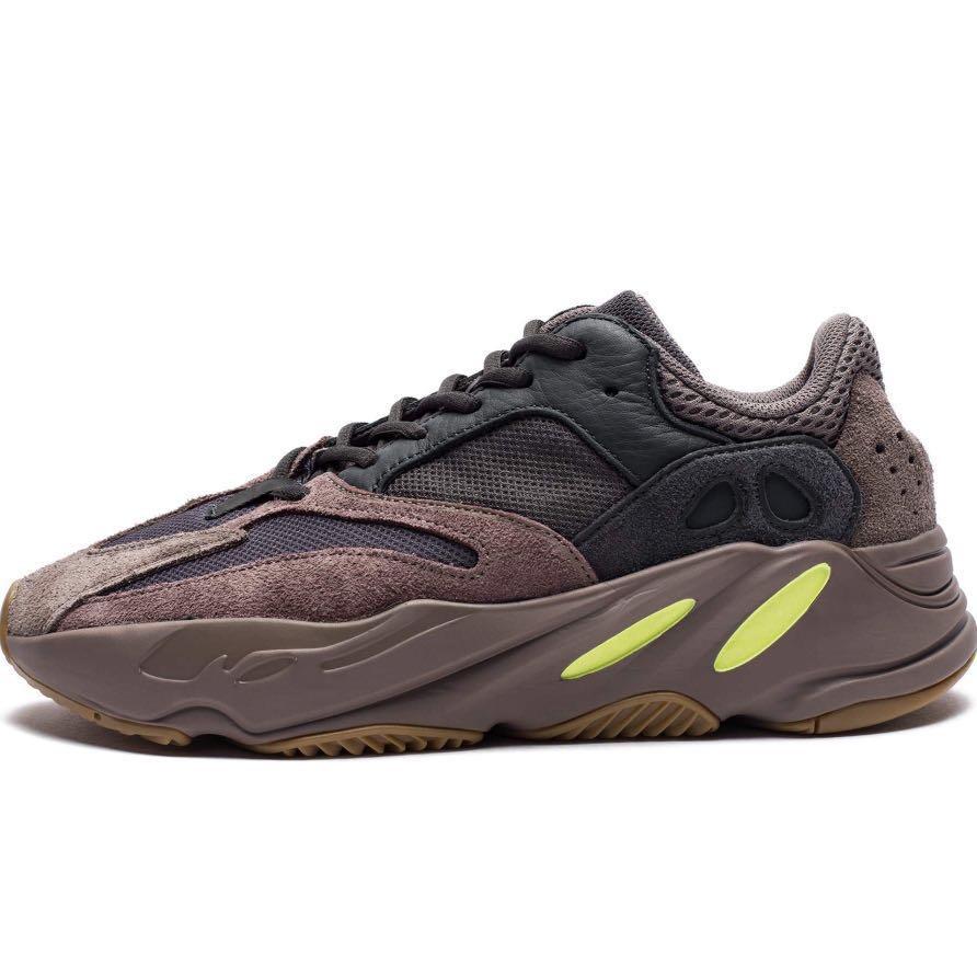 b51bbd69 ADIDAS YEEZY BOOST 700 - MAUVE, Men's Fashion, Footwear, Sneakers on ...