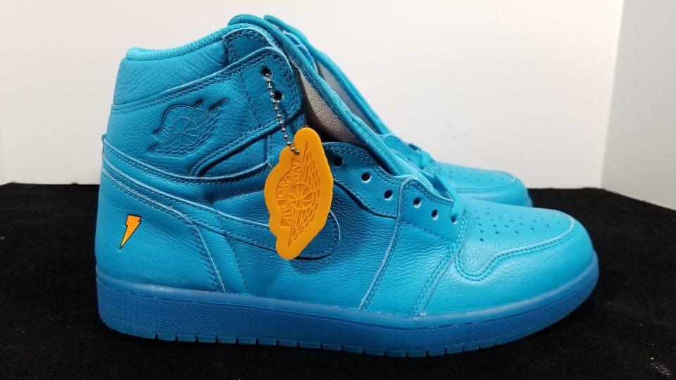 Air Jordan 1 Gatorade Blue 129a30734