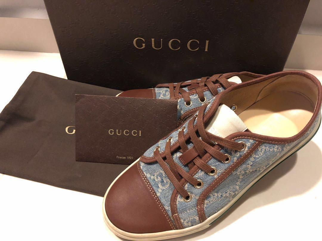 94a5d55ed72 Authentic Gucci Shoe