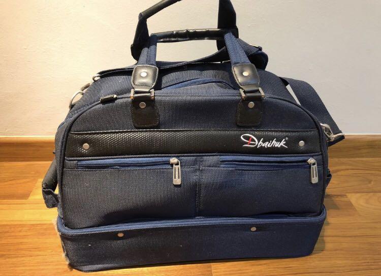 Boston sports bag