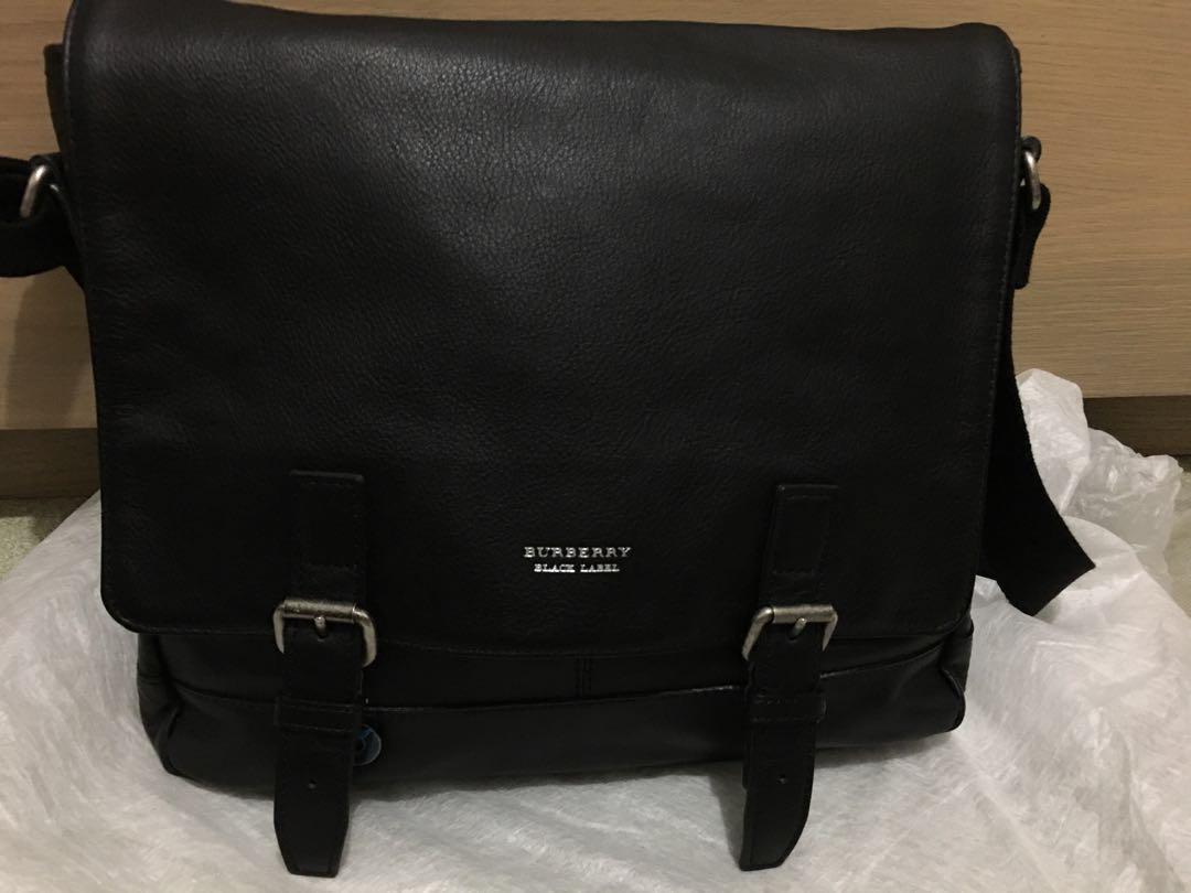 Burberry Black Label messenger bag 25c13577e2a9b