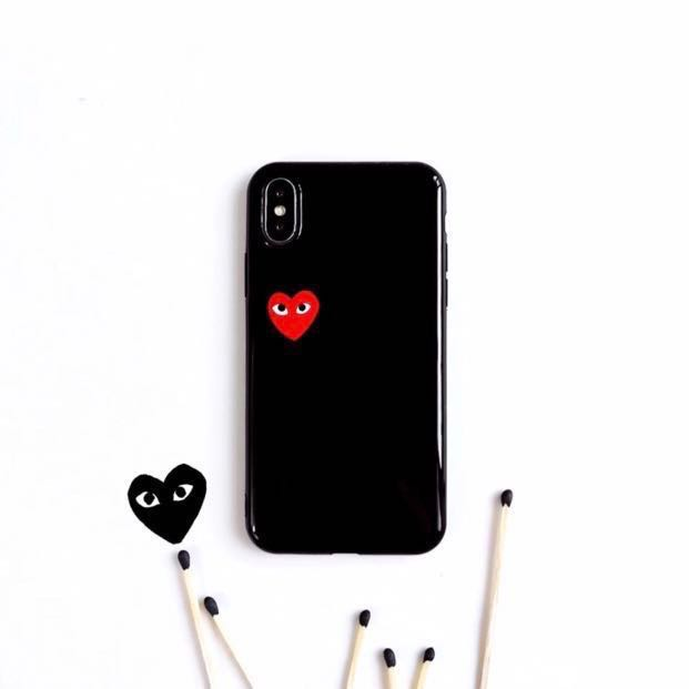 cdg iphone 8 case