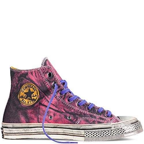 637a123cd2db Converse Unisex Chuck Taylor All Star 70 Andy Warhol Fuschia Purple ...
