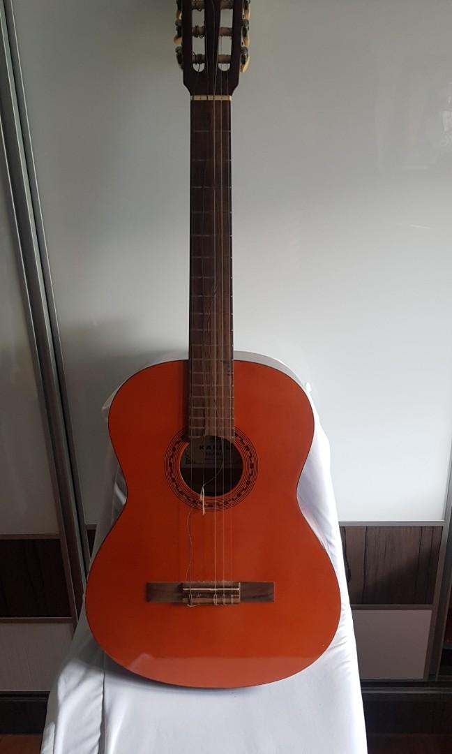 Free! To bless- classical guitar