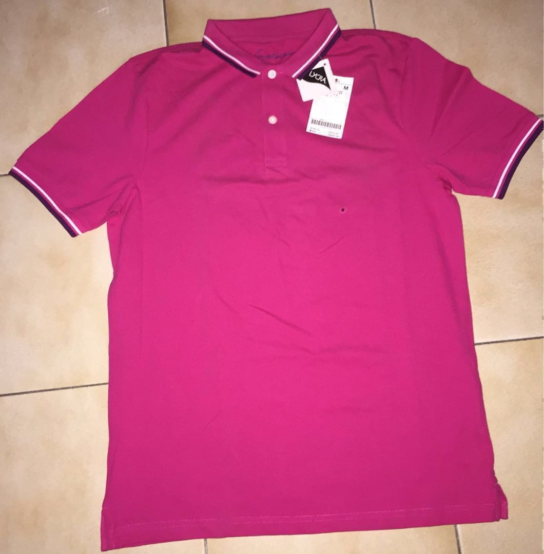 Giordano brand new men polo tee , Men s Fashion, Clothes, Tops on ... 001b8b5507