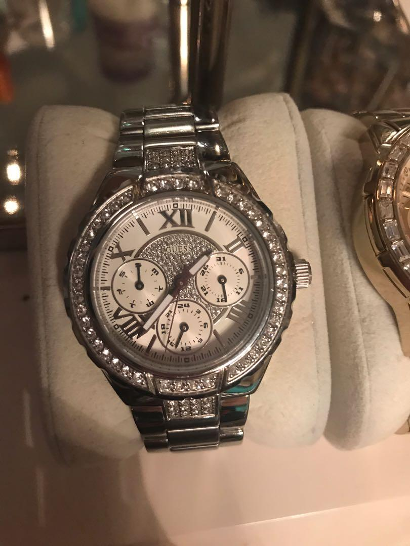 Guess watches (gold & silver)