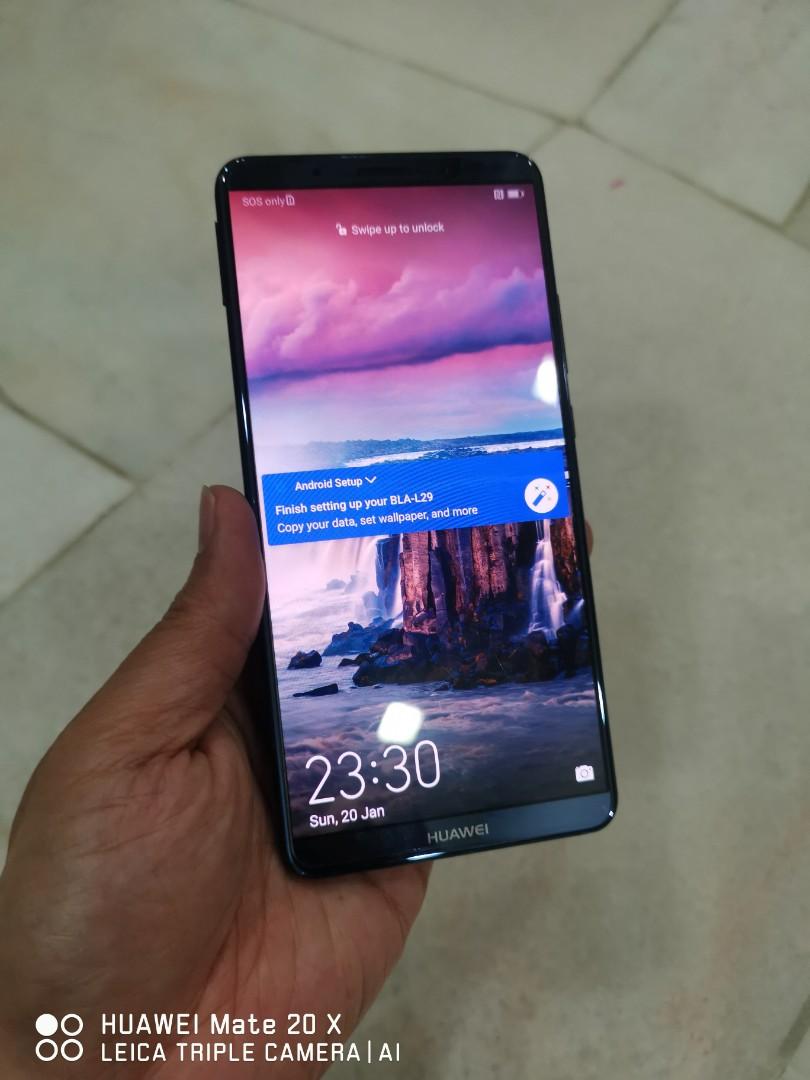 Huawei Mate 10 Pro 6gb 128gb