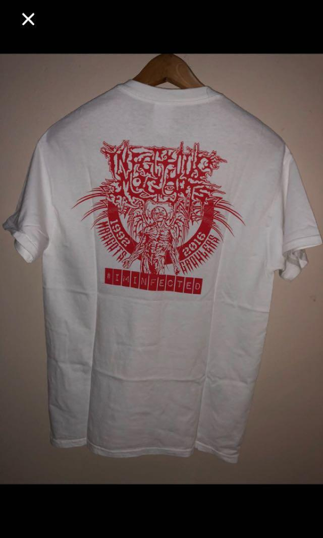 Infectious Maggots shirt