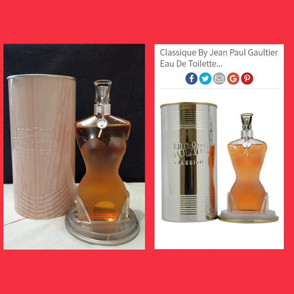 On Classique Jean Gaultier 100ml Paul Carousell N0PX8wOnk