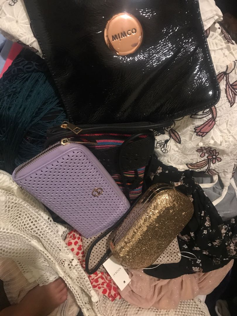 MASSIVE MOVING SALE ALL TYPES OF CLOTHING & ACCESSORIES