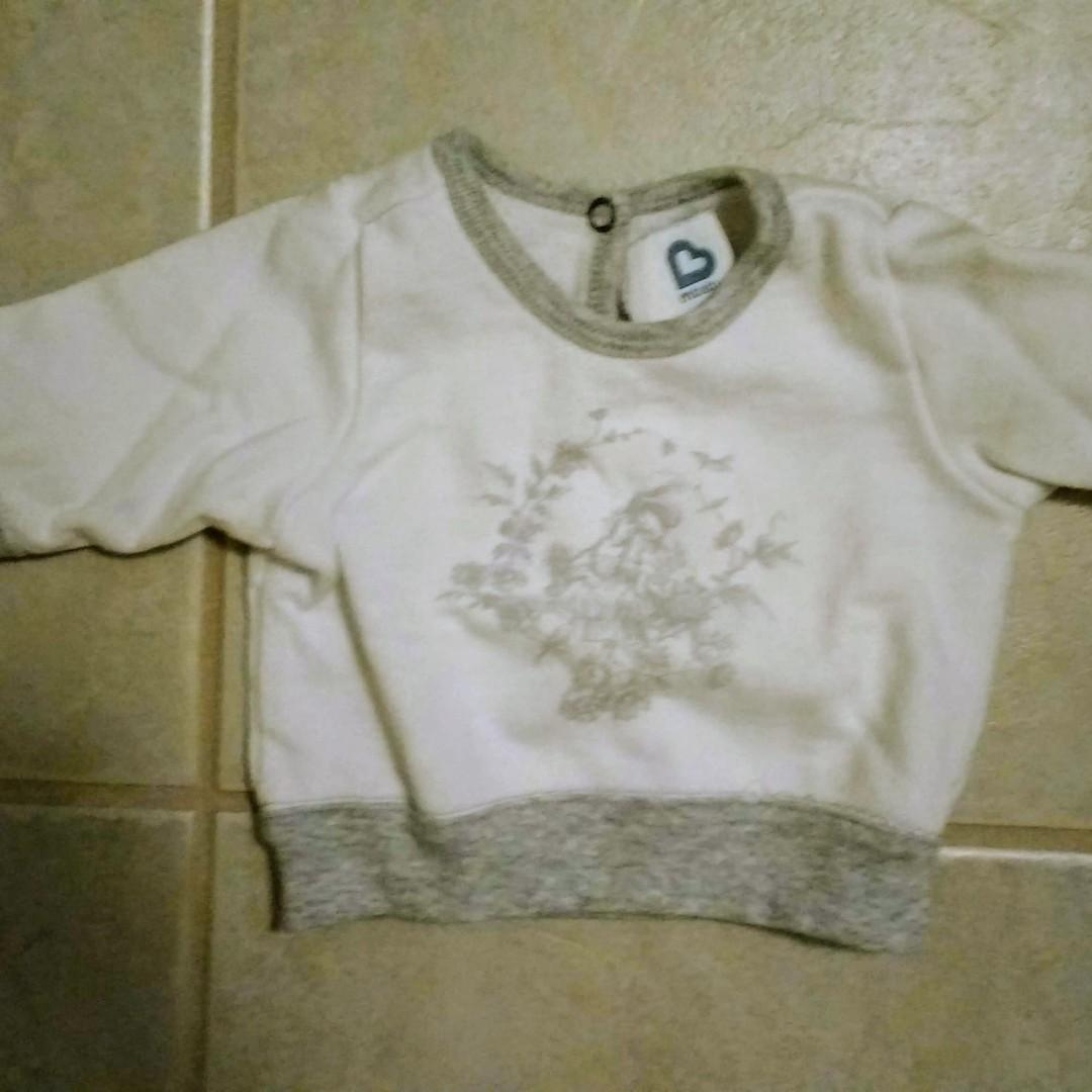 Mbaby beautiful baby sweater 1m