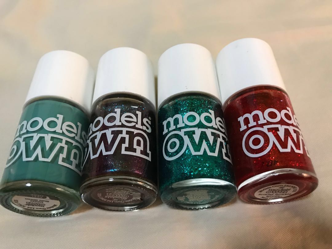 Models Own Nail Polish, Health & Beauty, Hand & Foot Care on Carousell