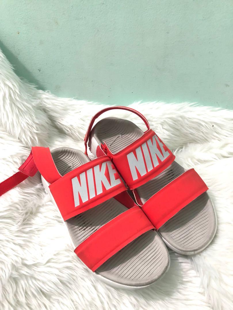 85370039677b Nike tanjun sandals Authentic