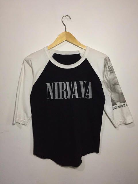 Nirvana 'I Hate My Self, I Want to Die'