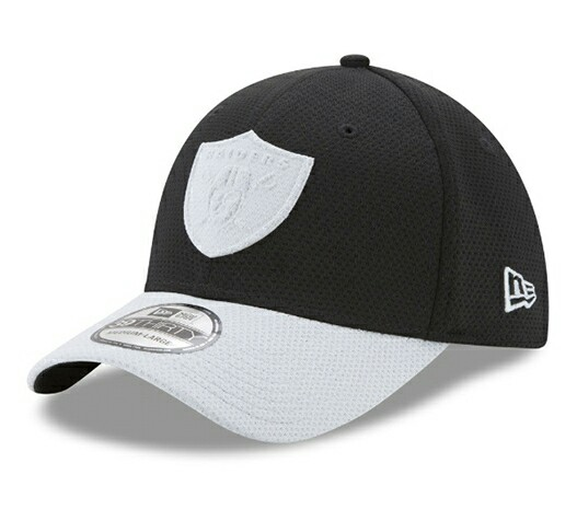 best sneakers 42f0b 1a2ed Oakland raiders new era NFL logo surge 39thirty cap, Men s Fashion,  Accessories, Caps   Hats on Carousell