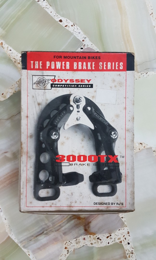 Vintage Odyssey 3000tx brake set  (97), Bicycles & PMDs