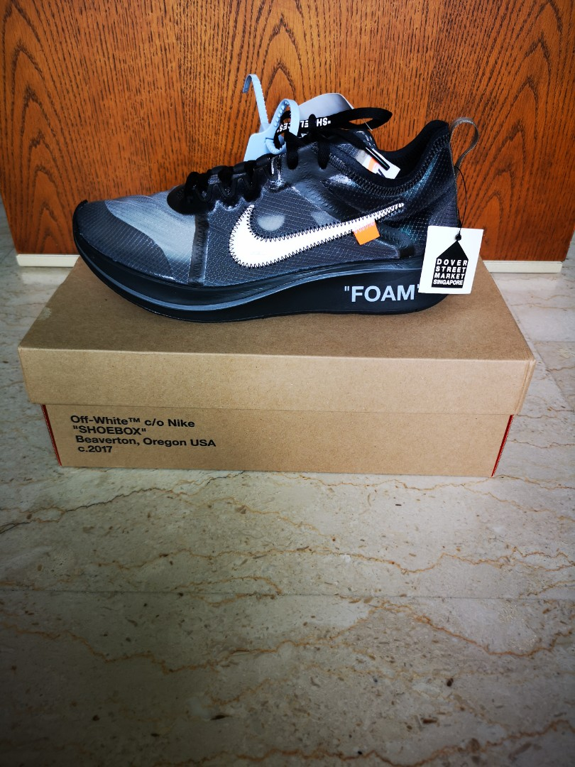b4b138a2aeb83 Off White X Nike Zoom Fly  The ten