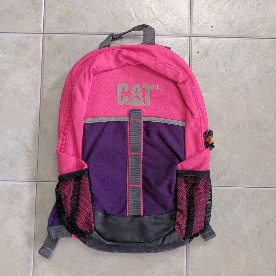 Pink Caterpillar Bag