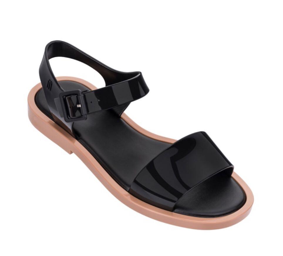 6f4e9aa2a851 Pre Order BN Melissa - 2019 - Melissa Mar Sandals (Black)