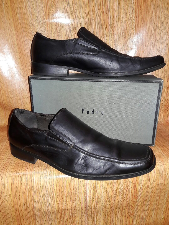Preloved Sepatu Pantofel Pedro Size 44 cf4f0068a0