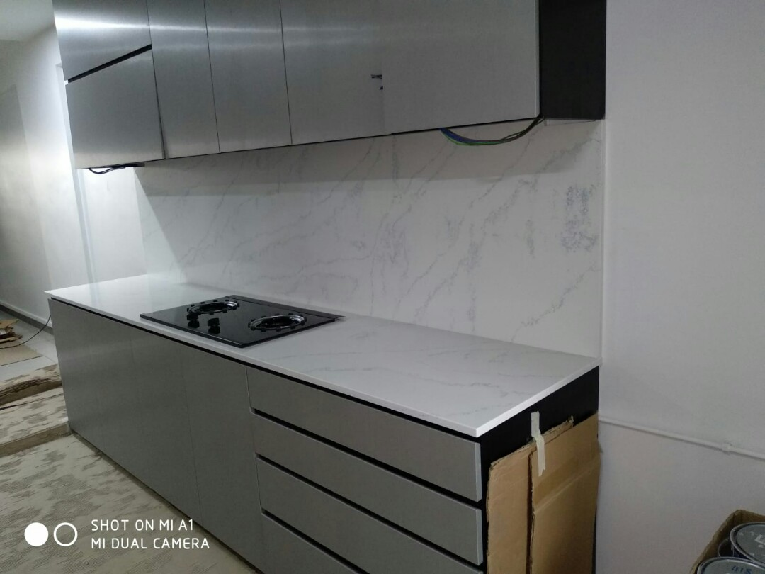 Quartz Kitchen Table Top Everything Else On Carousell
