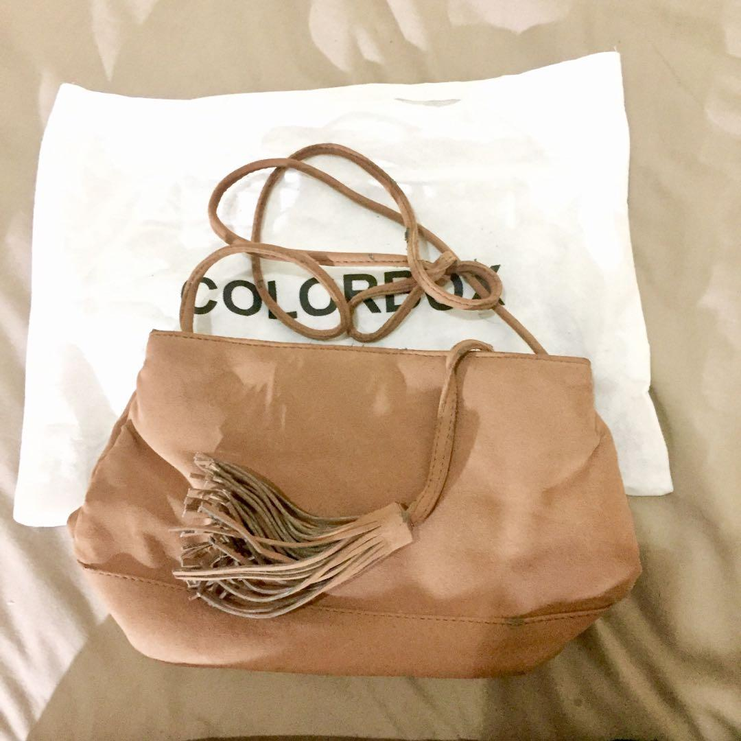 slingbag by colorbox