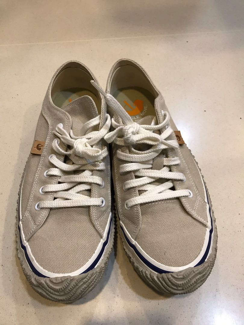 a80e09b3ee68b Springle Move sneakers. Made in Japan