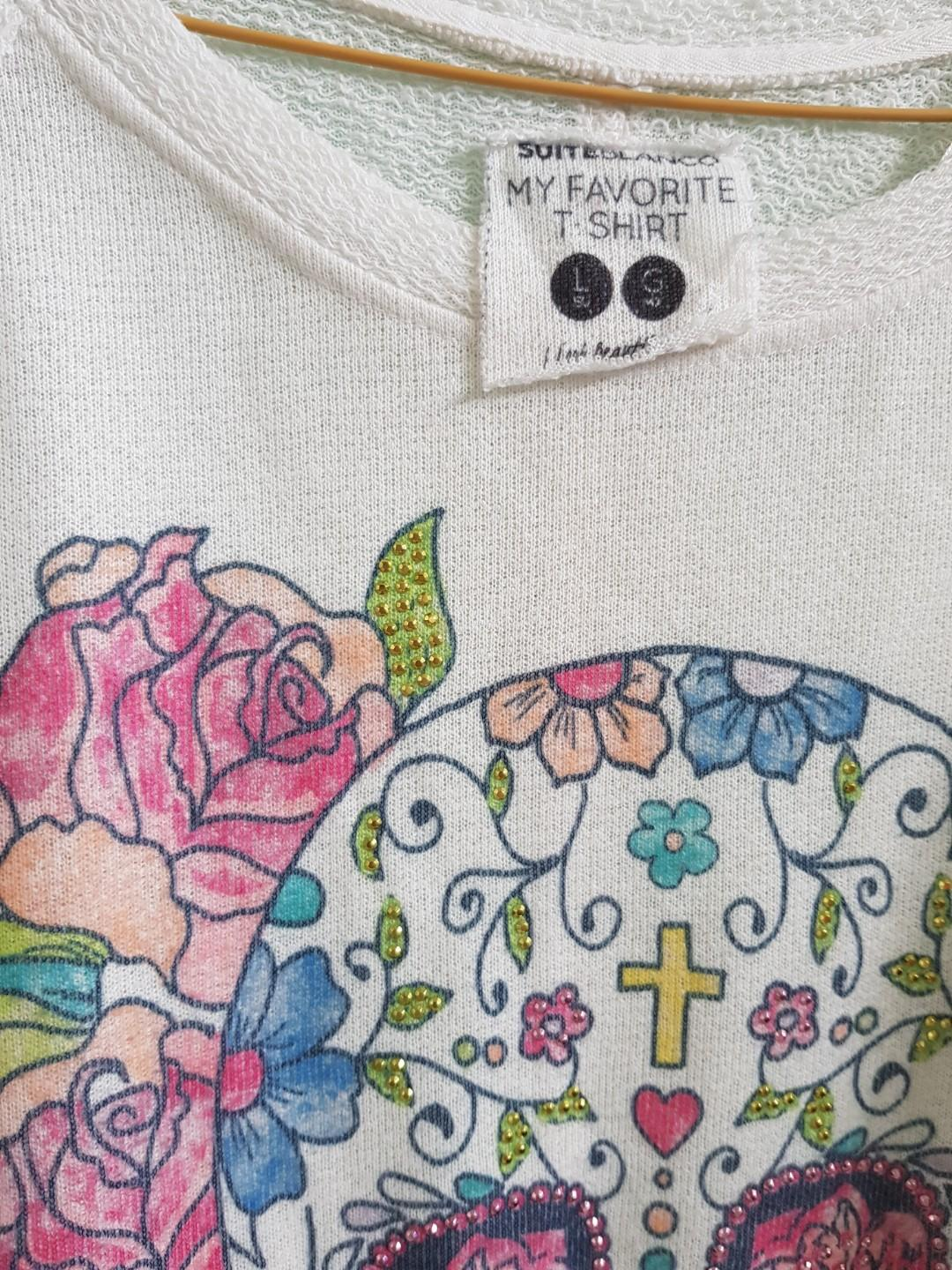 Suite Blanco - White Top Knit