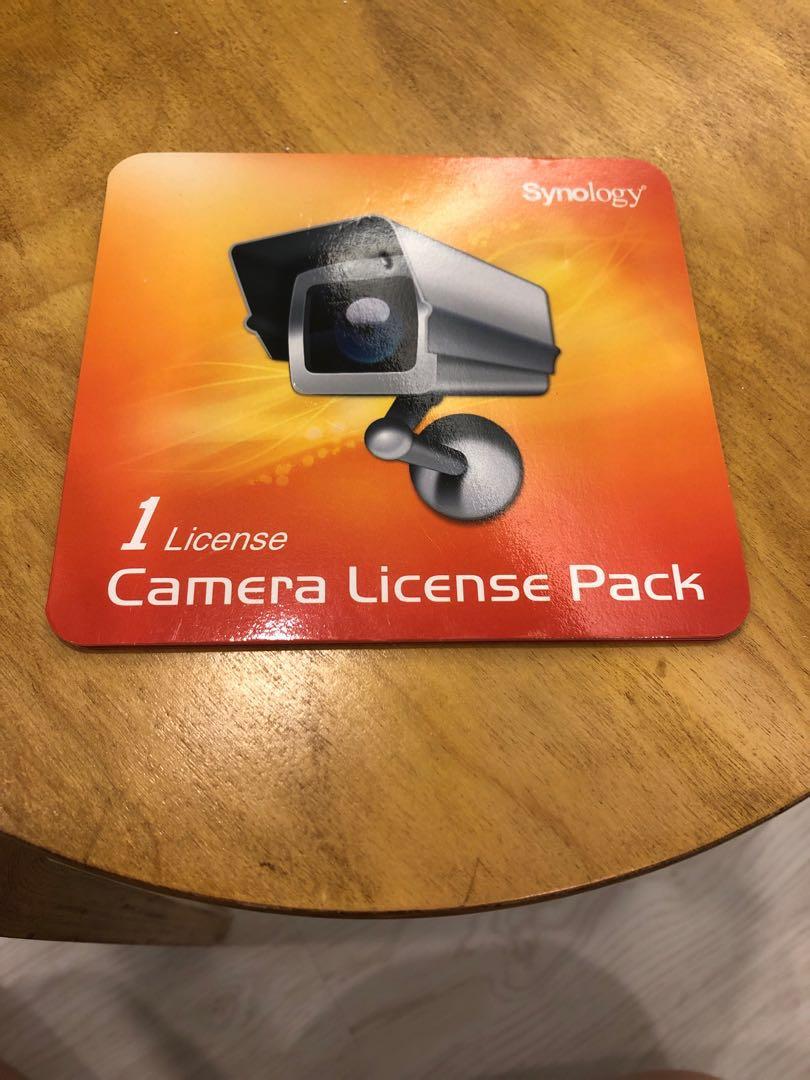 Surveillance Camera License Pack