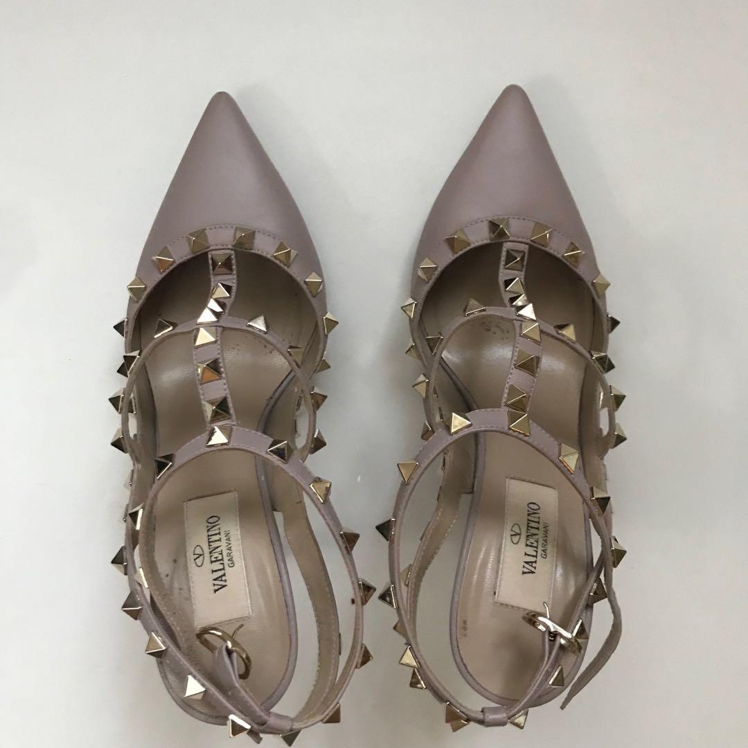 ada84d765fa8 Valentino Garavani Ankle Strap Heels Size 36
