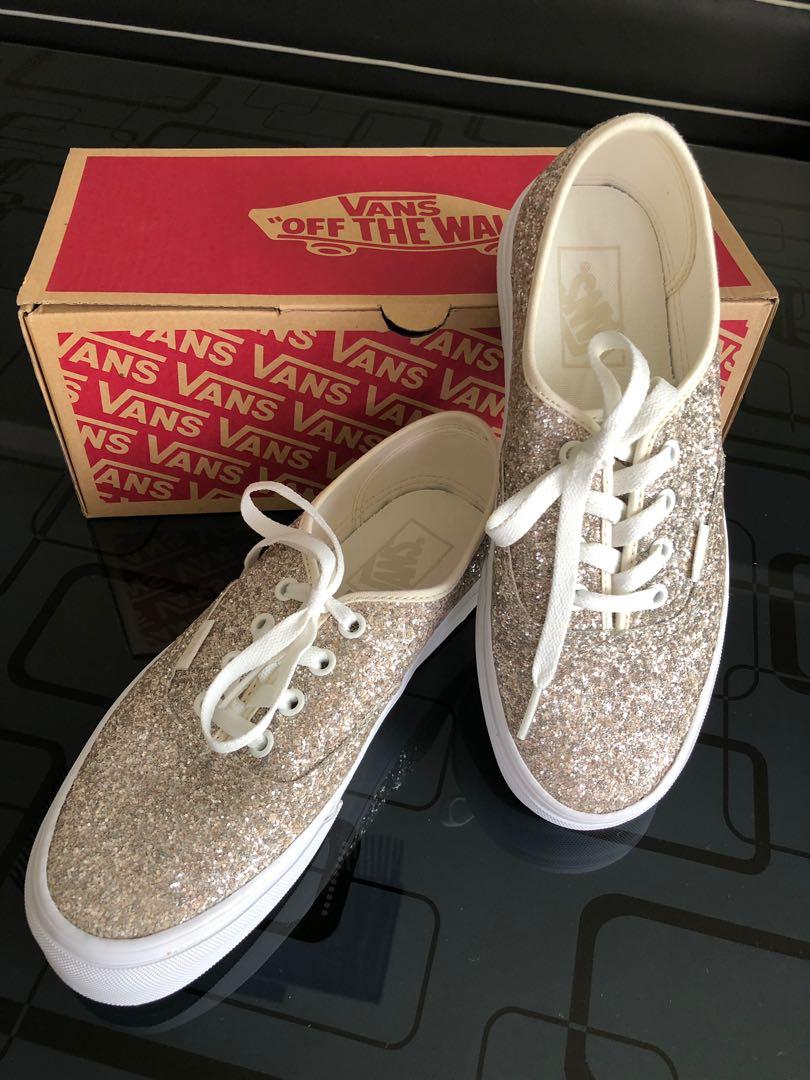 b920390544 Vans glitter sneaker