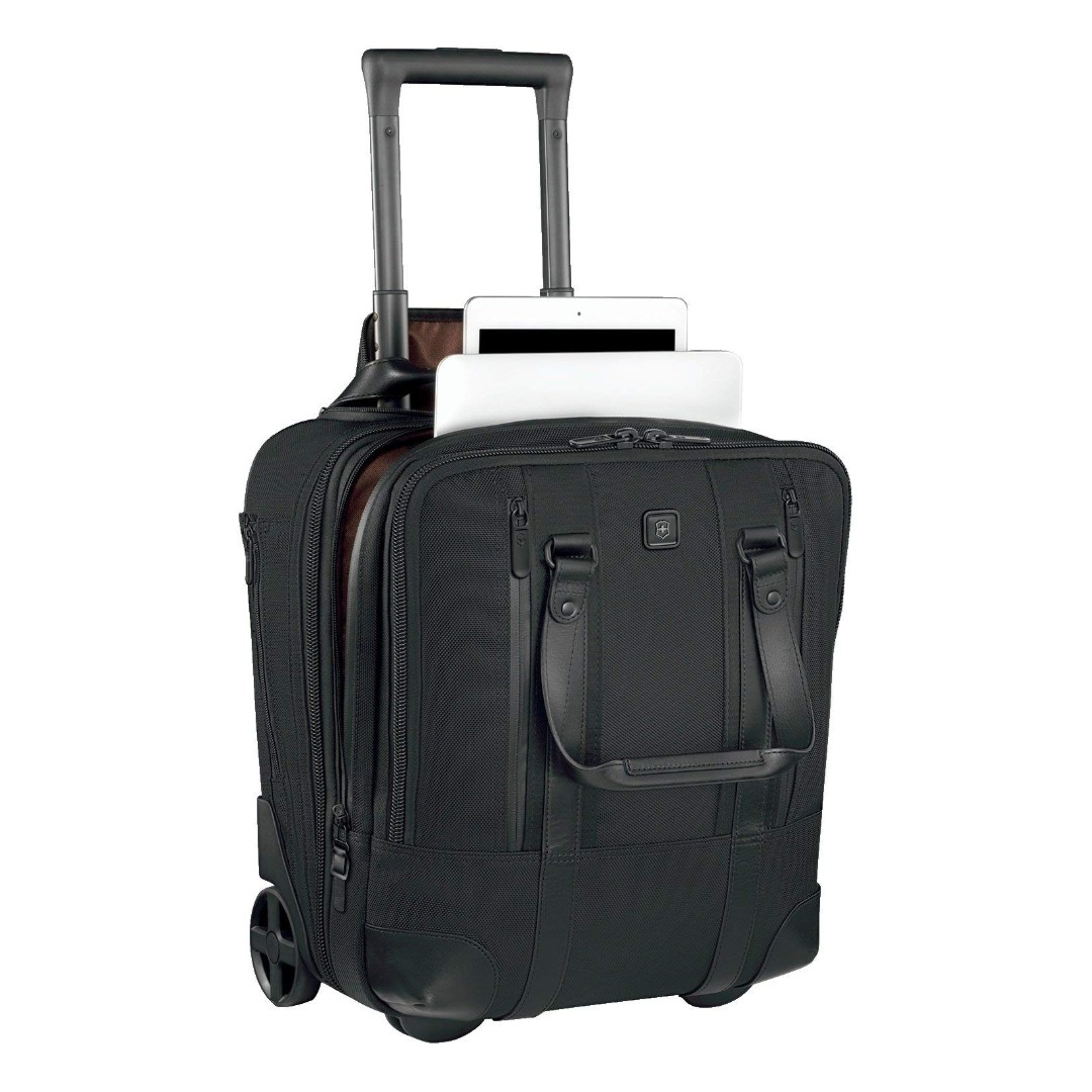 540451199e Victorinox Lexicon Professional Shenton Mobile Office Laptop Tablet 14