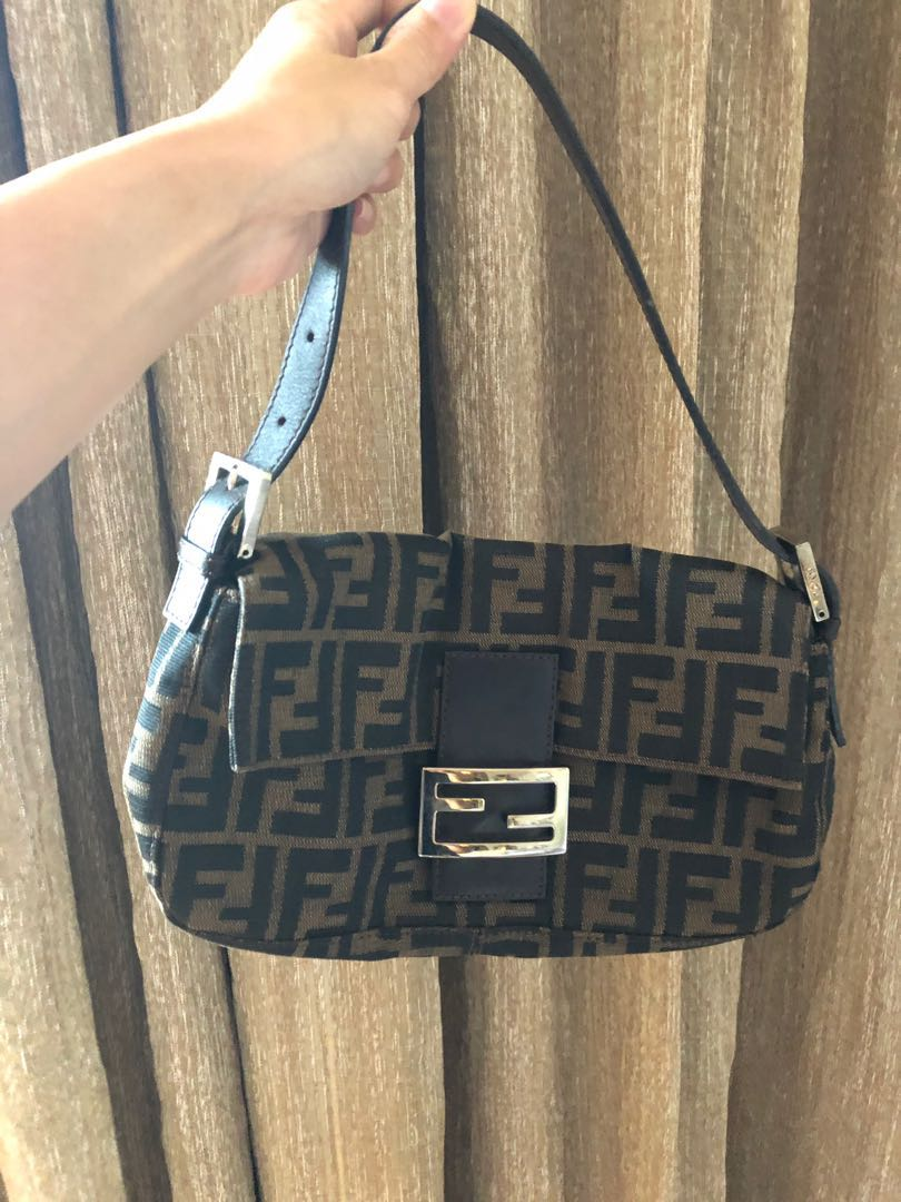 buy online bb23e 58ec2 Bag Baguette Vintage Fendi Vintage Fendi Baguette Bag Fendi ...