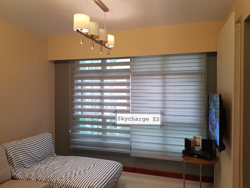 Window Blinds & Curtains