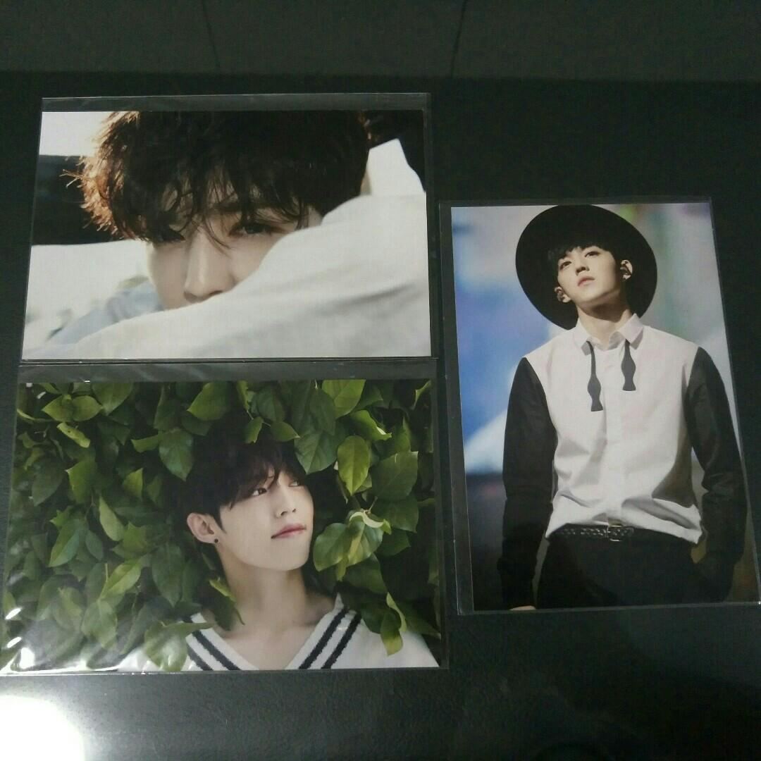 [WTS] Seventeen S.coups 17's cut exhibition in japan printed photo