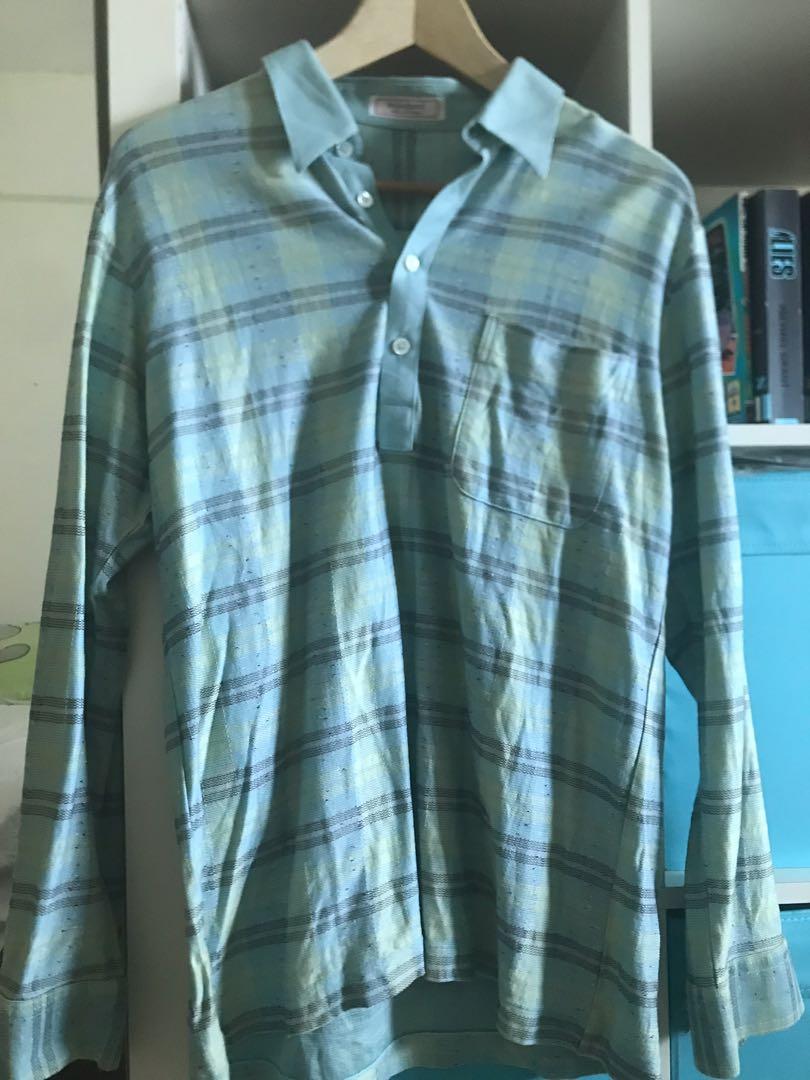 5149e001e26 Yves Saint Laurent YSL vintage shirt, Men's Fashion, Clothes, Tops ...