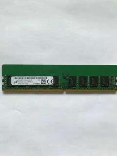 Memory Server 8GB DDR4-2133P PC4-17000 ECC Unbuffered UDIMM