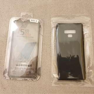 Samsung Note 9-Ultra Thin Phone case ,Air cushion Military