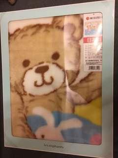 🚚 日本製毛毯(厚)