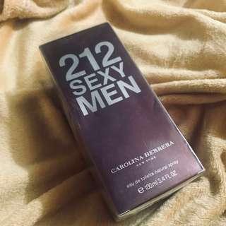 212 Sexy Men EDT 100mL (3.4 oz) Perfume
