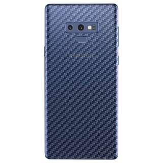 Carbon Fiber Film - Samsung Note 9, S8+ , Clear