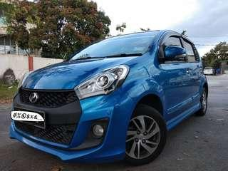 Myvi Advance Spec 2015 1.5