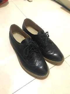 韓版皮鞋 牛津鞋