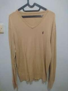 #maups4 Brown Sweater Polo
