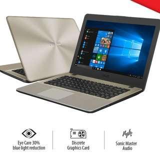 Asus VivoBook X442UQ-FA006T Gold Intel Kaby Lake i5 4GB 1TB GT 940MX FHD